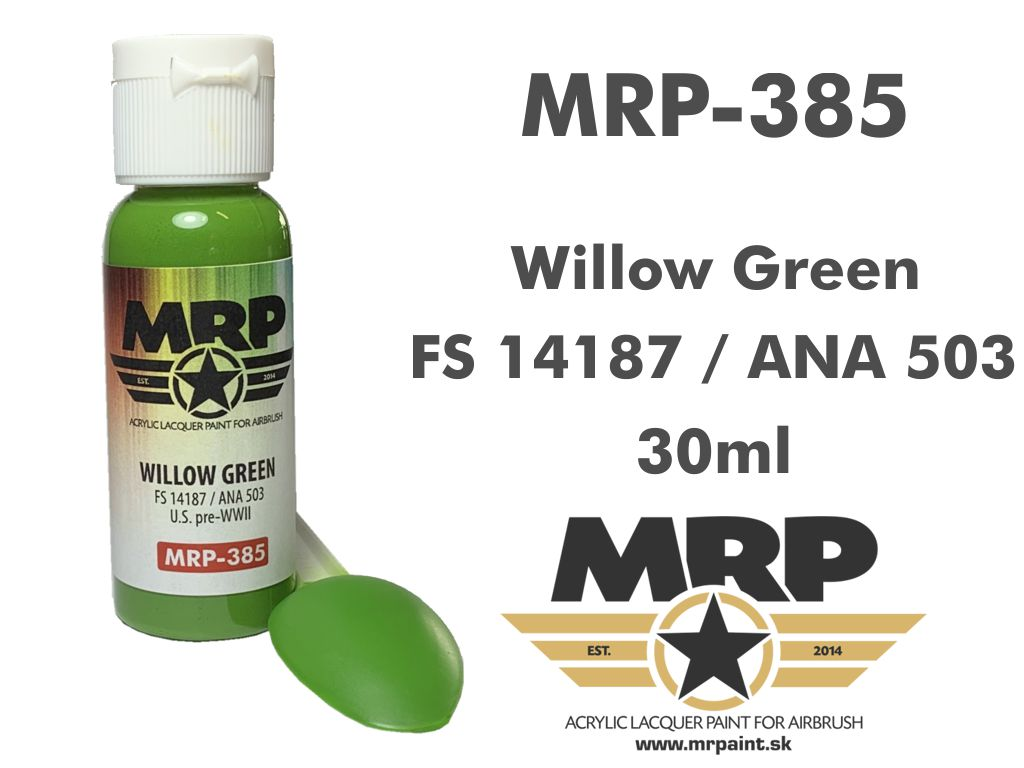 MR.Paint 385 Willow Green FS14187