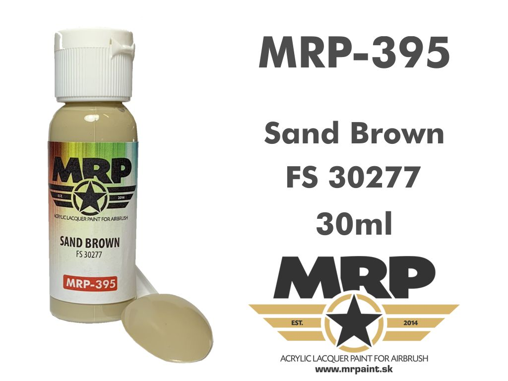 MR.Paint 395 Sand Brown FS30277