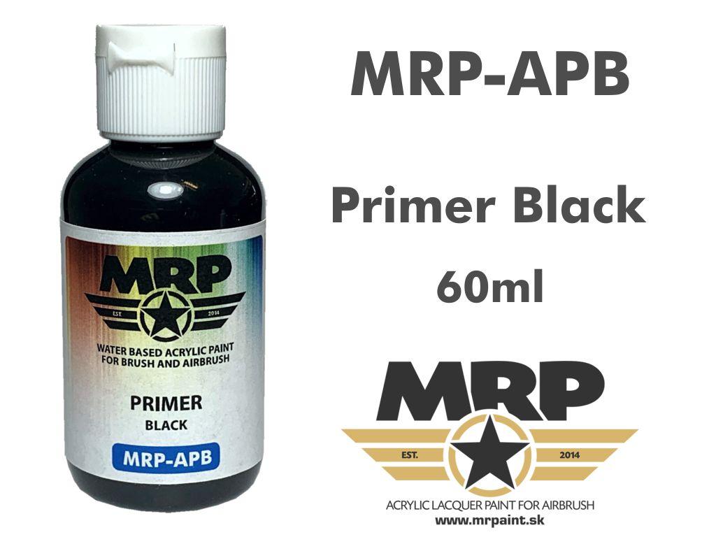 MR.Paint APW Primer Aqua Black 60ml