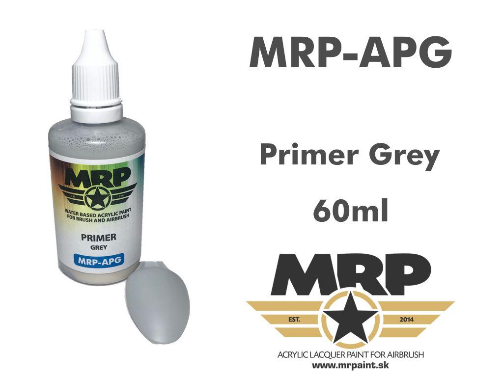 MR.Paint APG Primer Aqua Grey 60ml