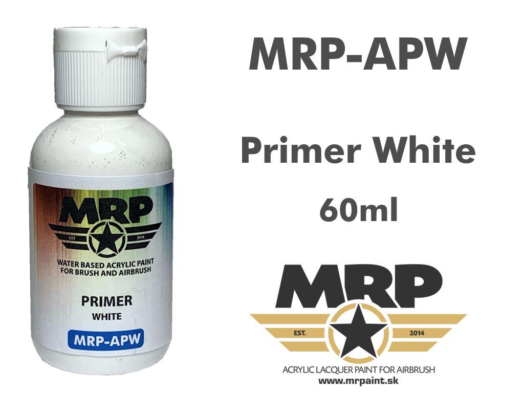 MR.Paint APW Primer Aqua White 60ml