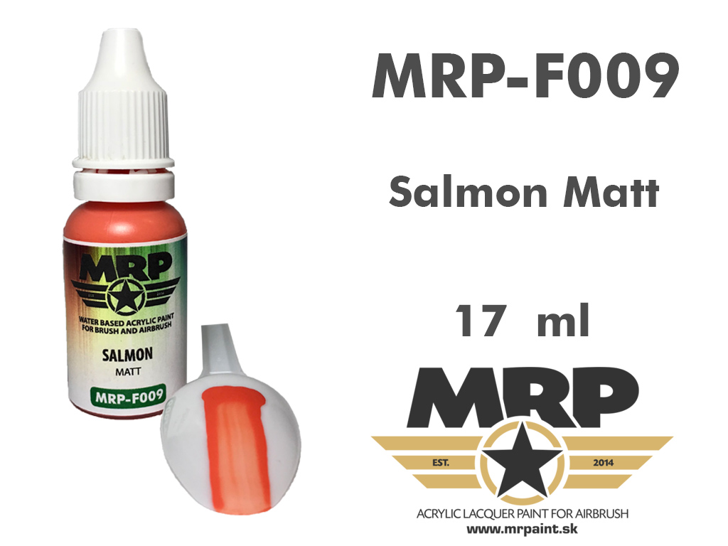 MR.Paint F009 Salmon 17ml