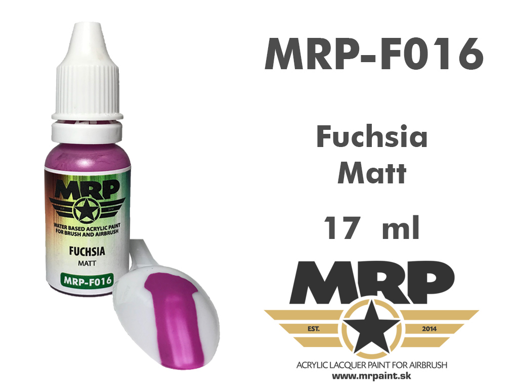 MR.Paint F016 Fuchsia 17ml