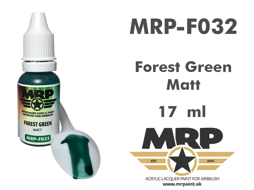 MR.Paint F032 Forest Green 17ml