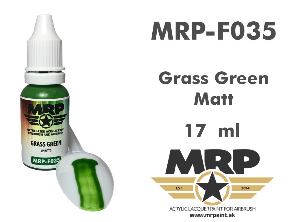 MR.Paint F035 Grass Green 17ml