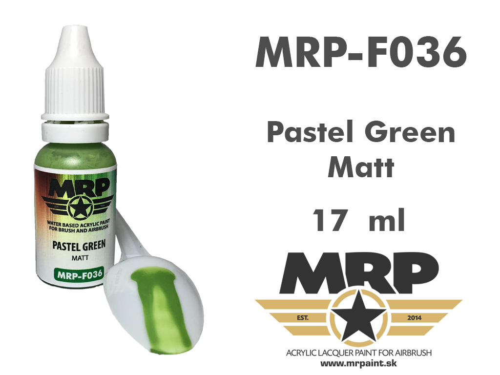 MR.Paint F036 Pastel Green 17ml