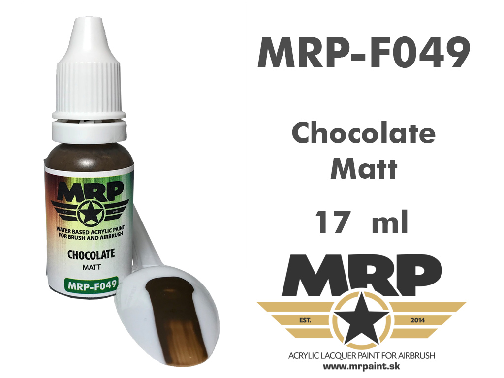 MR.Paint F049 Chocolate 17ml