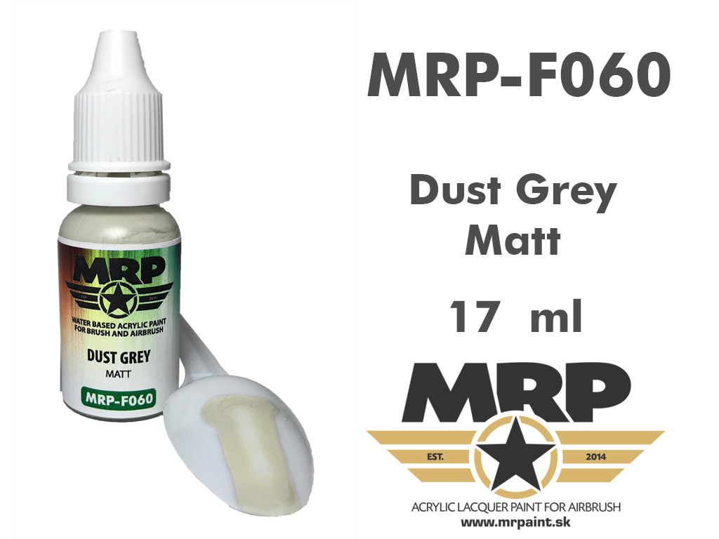MR.Paint F060 Dust Grey 17ml