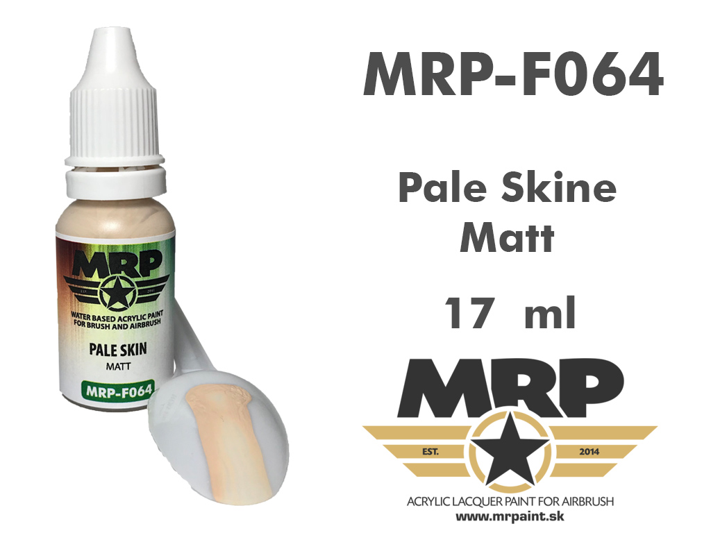 MR.Paint F064 Pale Skin 17ml