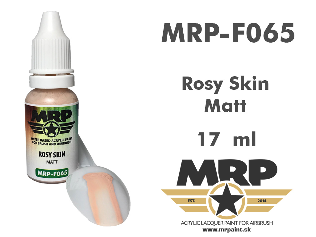 MR.Paint F065 Rosy Skin 17ml
