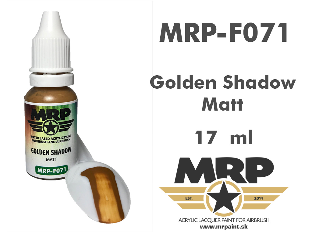 MR.Paint F071 Golden Shadow 17ml