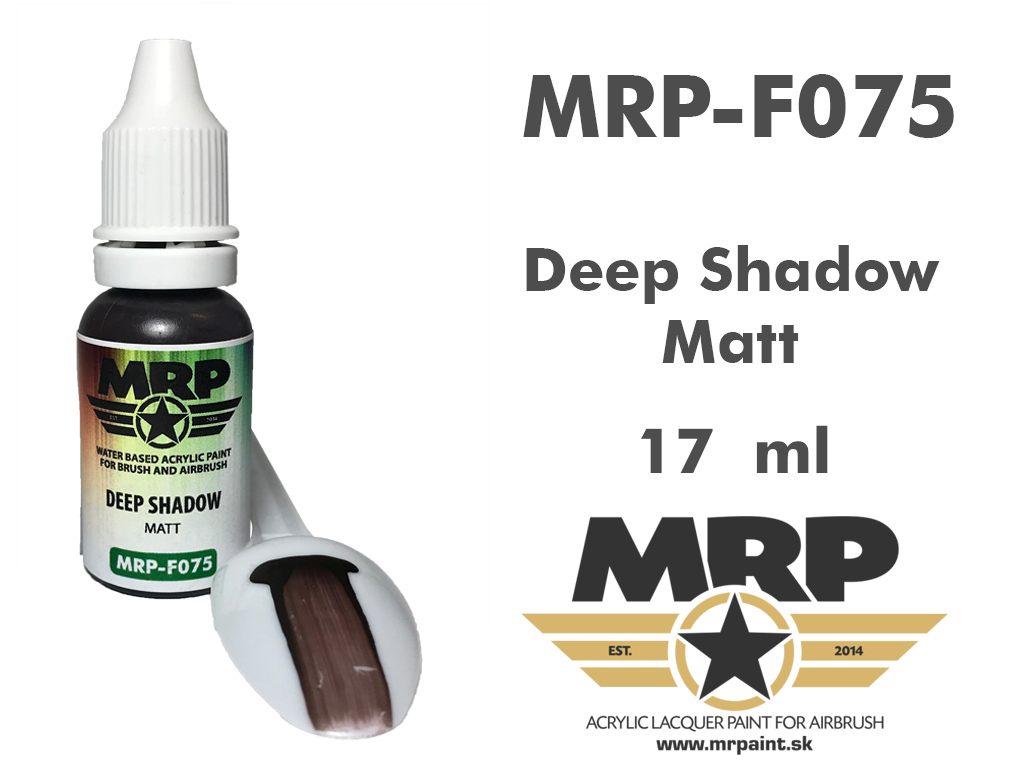 MR.Paint F075 Deep Shadow 17ml
