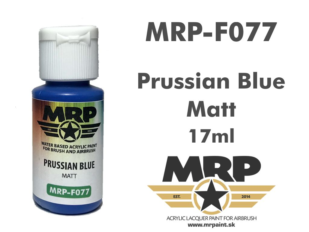 Mr.Paint F077 Prussian Blue 17ml