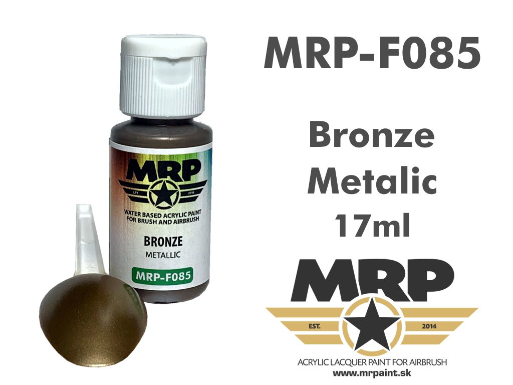 MR.Paint F085 Bronze 17ml