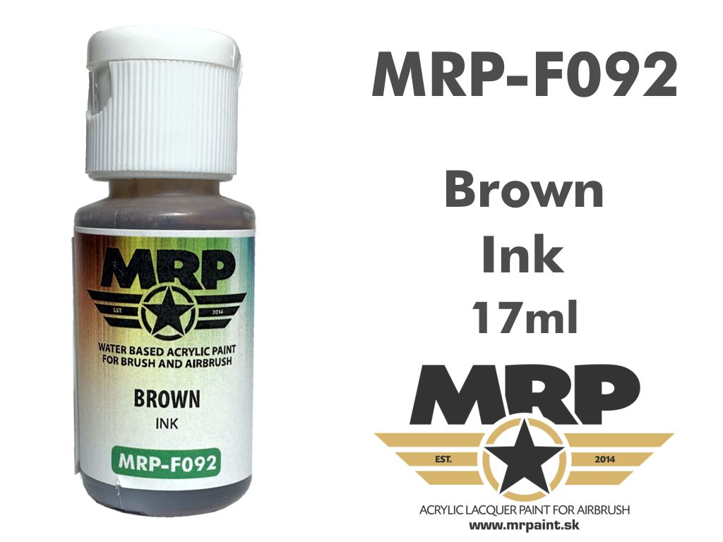 MR.Paint F092 Brown - Ink 17ml