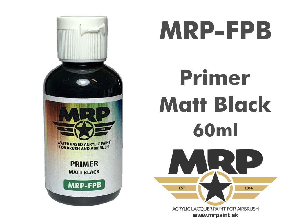 MR.Paint FPB Primer Matt Black 60ml