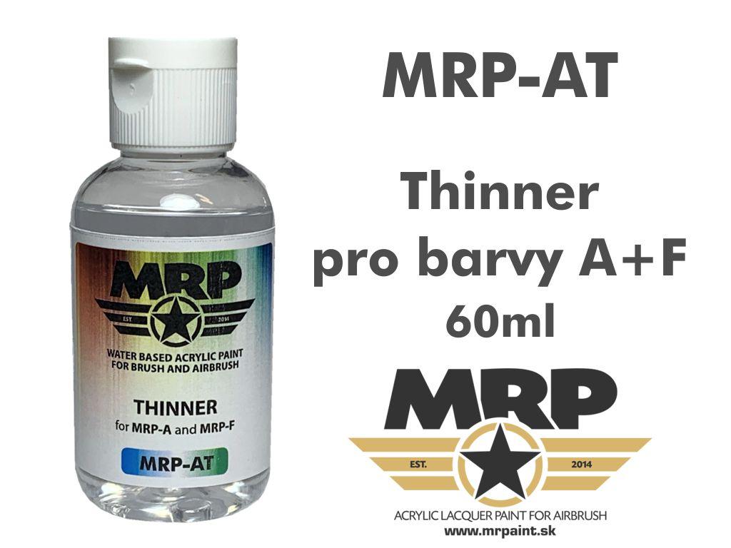 MR.Paint AT Airbrush Thinner 60ml
