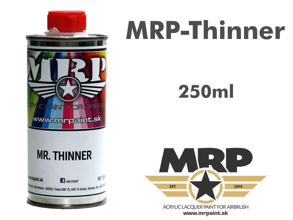 MR.Paint - Thinner - riedidlo 250ml