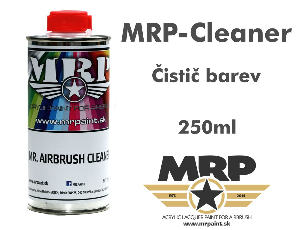 MR.Paint - Airbrush Cleaner 250ml