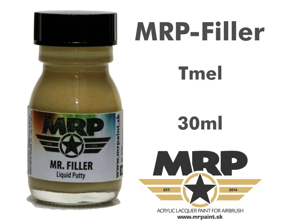 MR.Paint - Filler - tekutý tmel 30ml