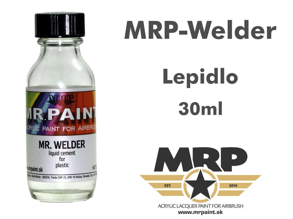 MR.Paint - Welder - lepidlo pre plastikové modely 30ml
