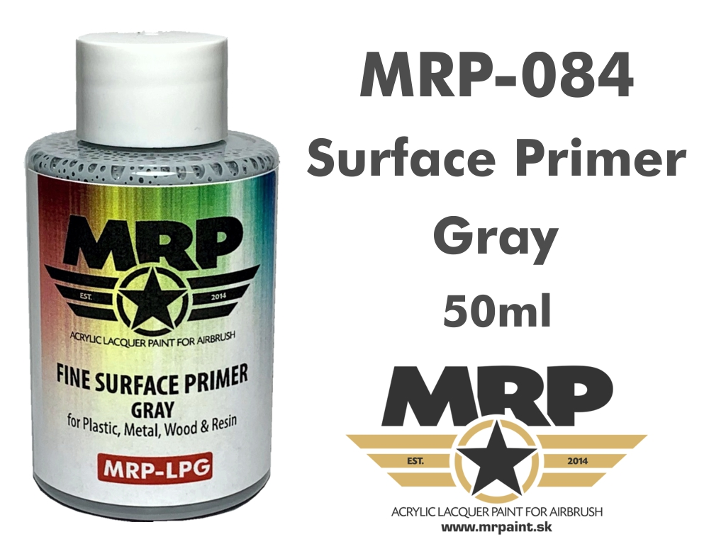 MR.Paint 084 Fine Surface Primer Gray 50ml