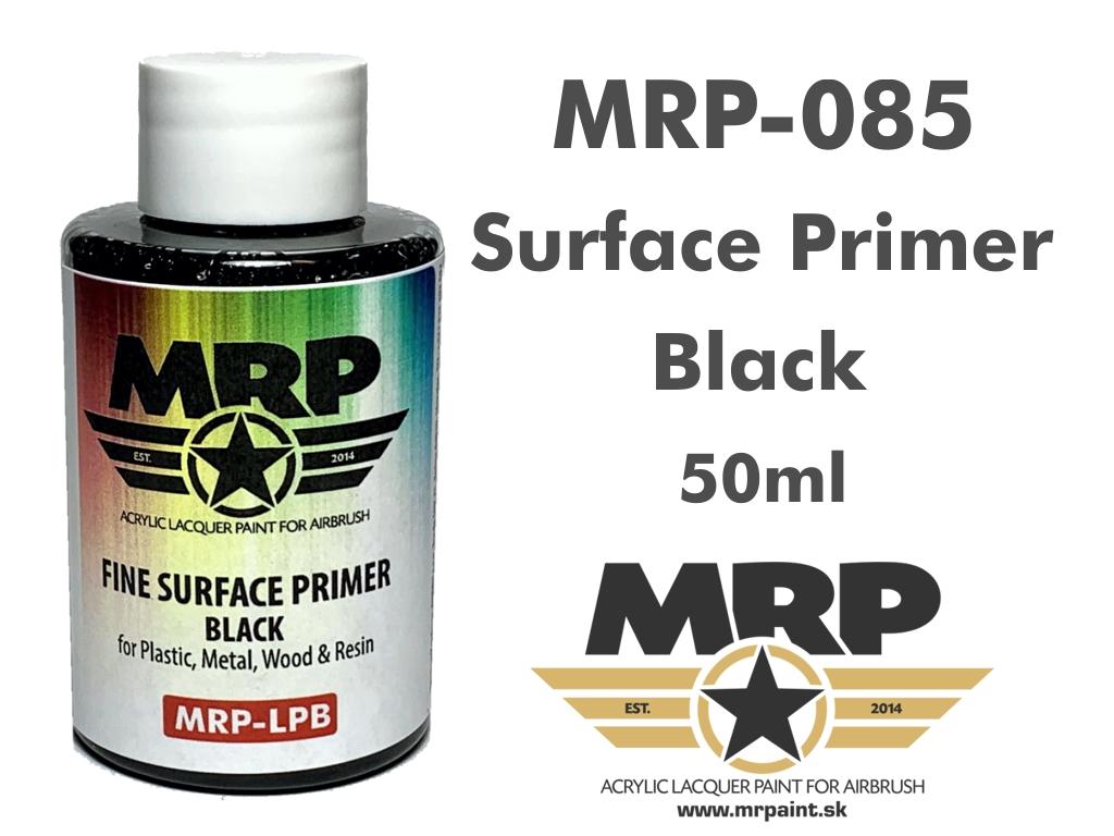 MR.Paint 085 Fine Surface Primer Black 50ml