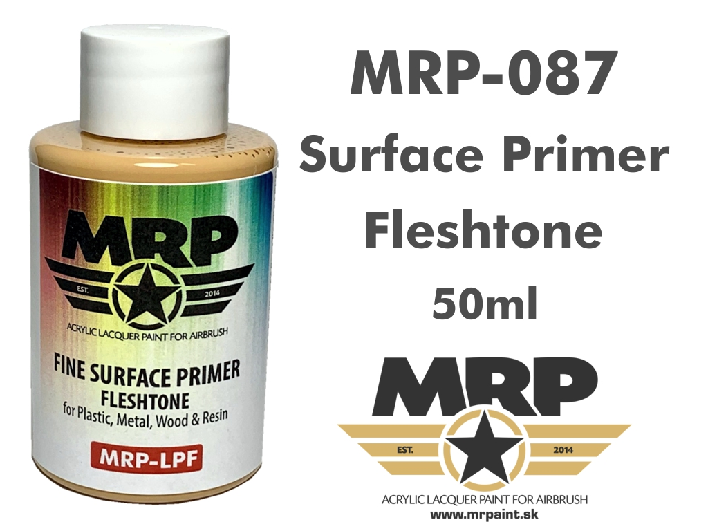 MR.Paint 087 Fine Surface Primer Fleshtone 50ml