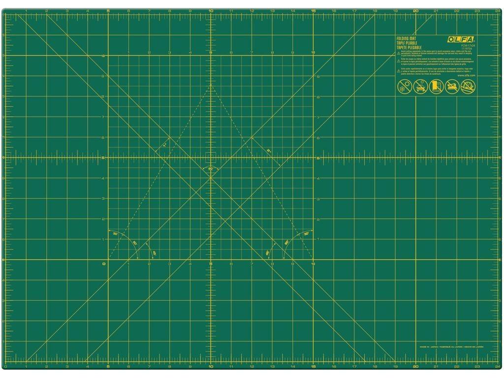 Olfa - Řezací podložka A3 tl. 2mm