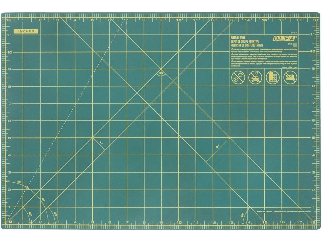 Olfa - Řezací podložka A4 tl. 2mm