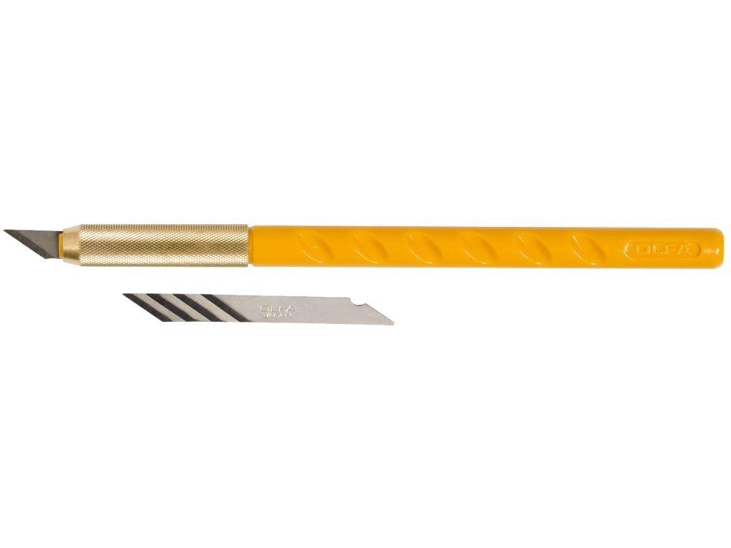Olfa - Vyřezávací skalpel AK-1