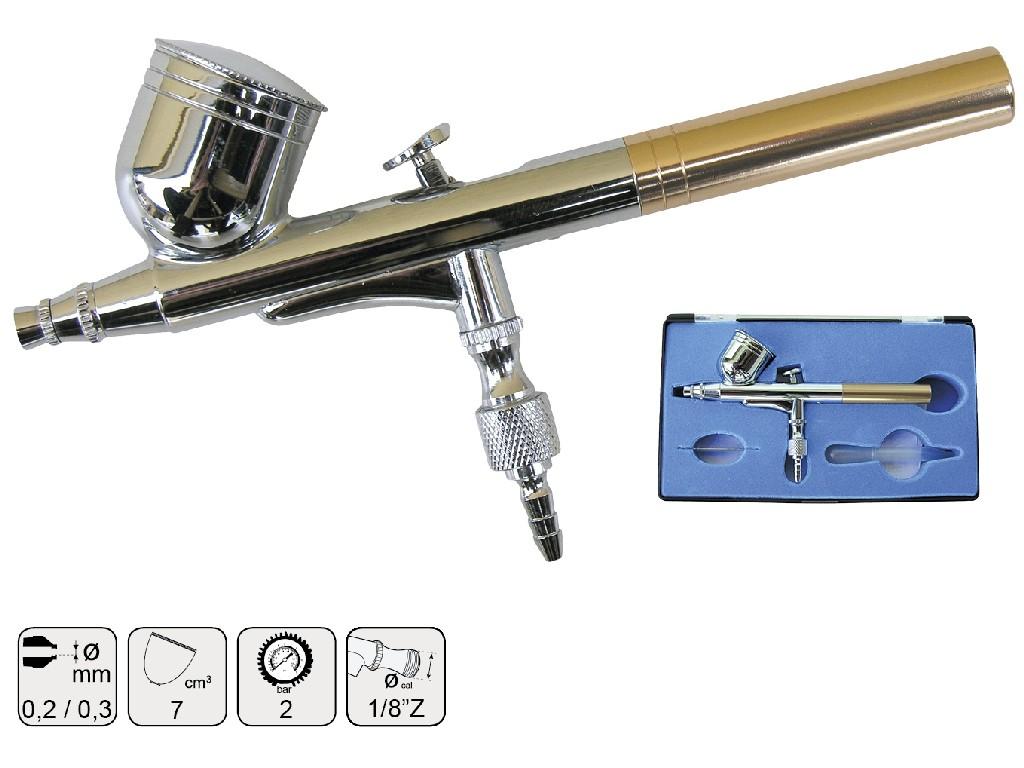 Airbrush pistole Adler AD-7704 - 0,20 + 0,30 mm