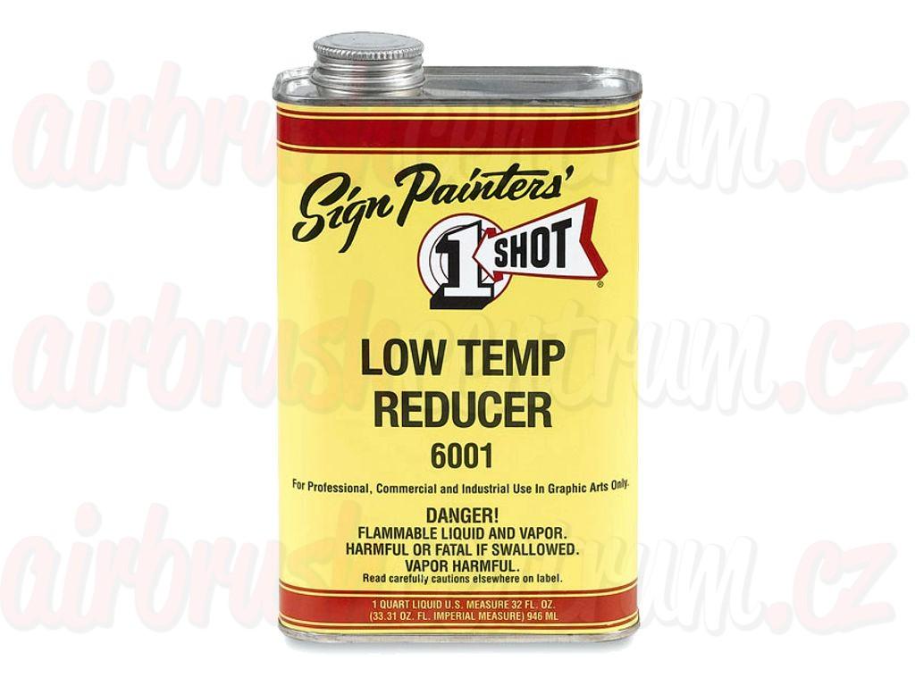 One Shot 6001 - Ředidlo - Nízké teploty - Low Temperature Reducer 946 ml