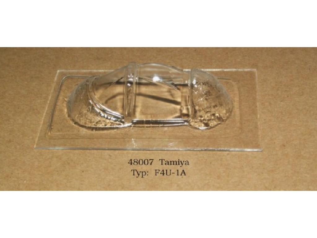 Rob Taurus - 48007 - Vacu kabina - F4U-1A - Tamiya 1:48