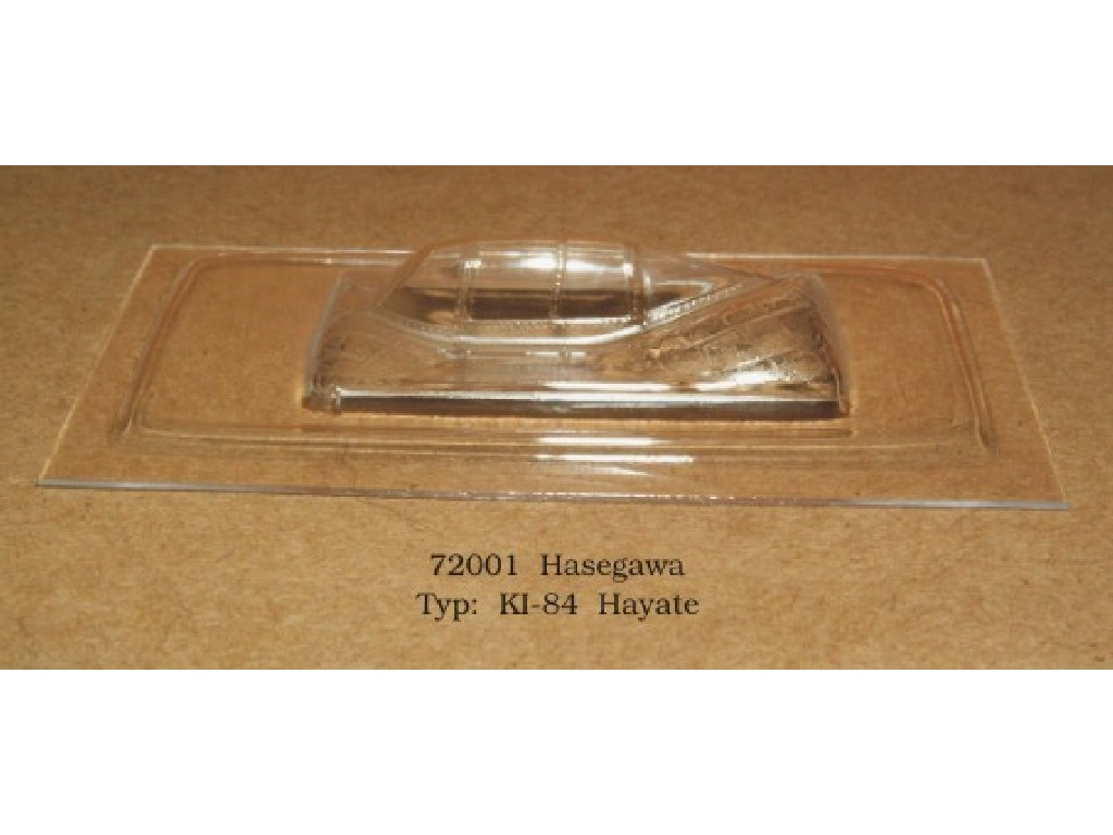 Rob Taurus - 72001 - Vacu kabina - KI-84 Hayate - Hasegawa 1:72
