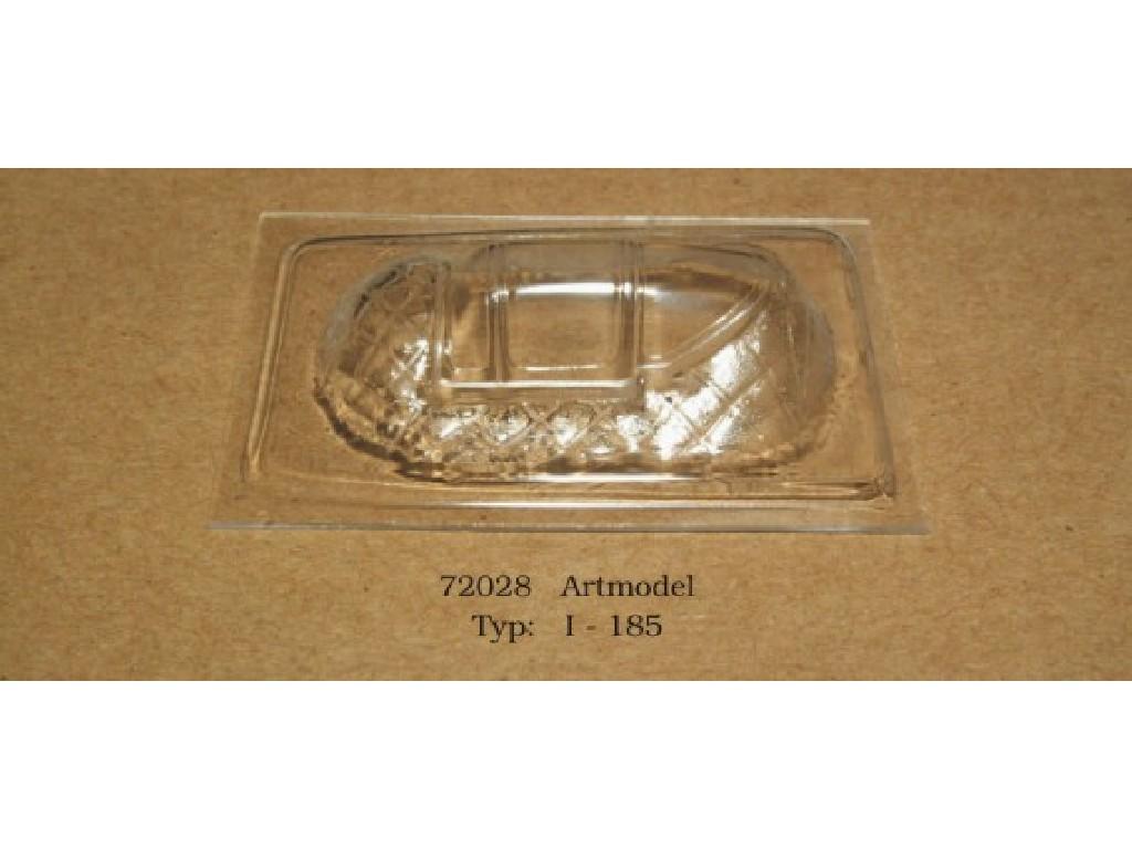 1/72 Vacu kabina - I - 185 - Artmodel