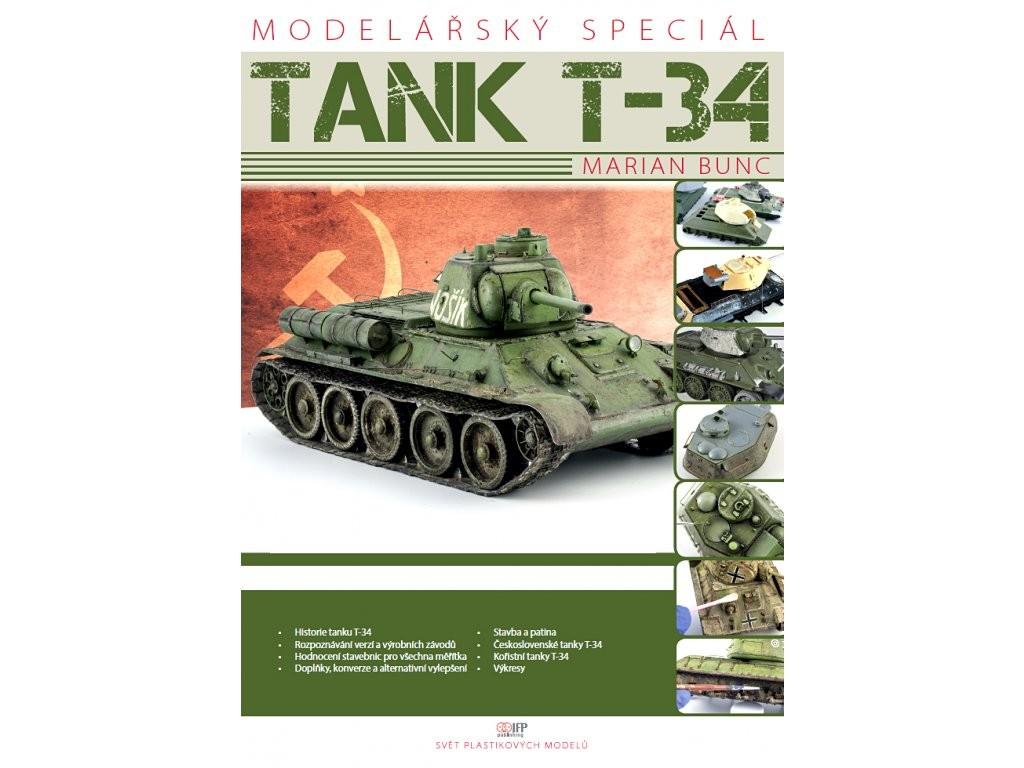 Modelářský speciál - Tank T-34