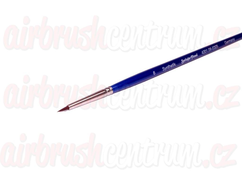 Štětec Drybrush - velikost 6
