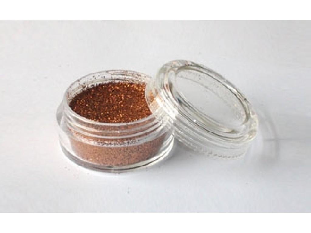 Třpytivý prášek - Bronze 10 ml